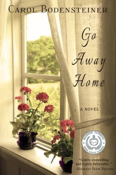 Go Away Home Award eBook Cover Extra Large